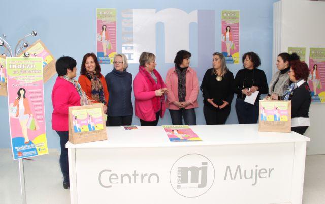 La campaña 'Marzo en Femenino' ofrecerá descuentos y promociones en más de 100 comercios de Puerto Lumbreras con motivo del Mes de la Mujer - 1, Foto 1