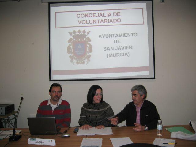 El Banco del Tiempo de San Javier en las Jornadas de Bancos de Tiempo, de Villena - 2, Foto 2