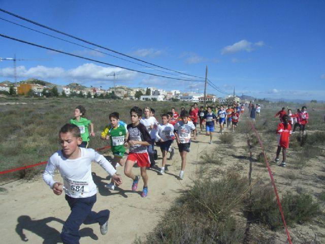 24 escolares totaneros participaron en la final regional de campo a través de Deporte Escolar benjamín y alevín - 1, Foto 1