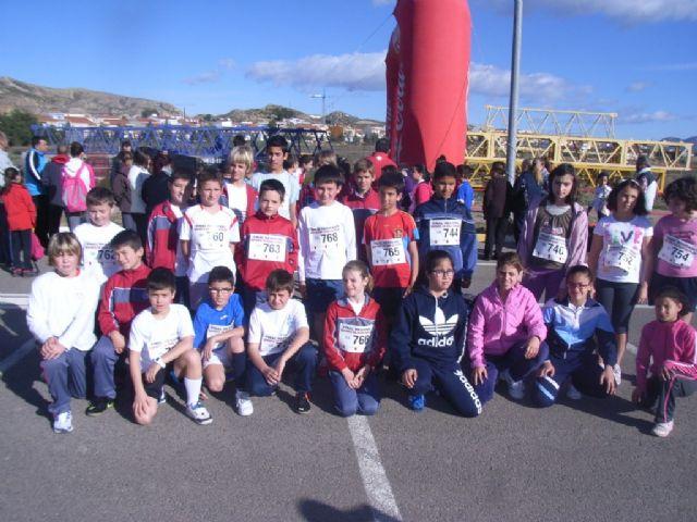 24 escolares totaneros participaron en la final regional de campo a través de Deporte Escolar benjamín y alevín - 2, Foto 2