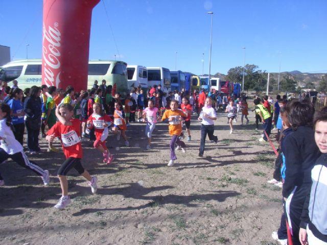 24 escolares totaneros participaron en la final regional de campo a través de Deporte Escolar benjamín y alevín - 3, Foto 3