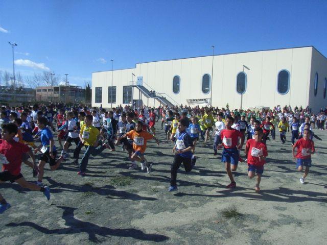 24 escolares totaneros participaron en la final regional de campo a través de Deporte Escolar benjamín y alevín - 4, Foto 4