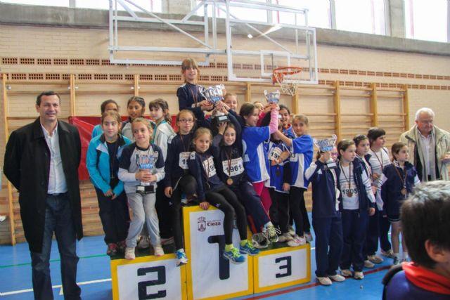 El colegio La Vaguada, campeón regional de Atletismo en categoría benjamín femenino - 2, Foto 2