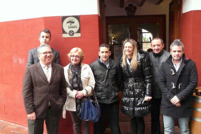 El Ayuntamiento de Molina de Segura presenta los 22 locales que han obtenido el reconocimiento La Dama. Restauración Distinguida - 2, Foto 2