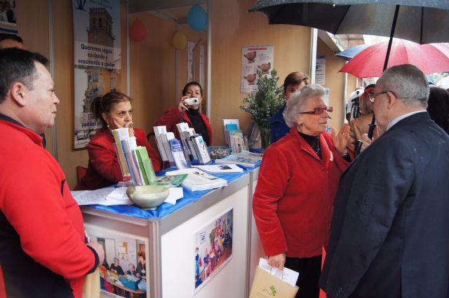 Totana participa en las XII jornadas internacionales de caridad y voluntariado Ucam 2013 - 4, Foto 4