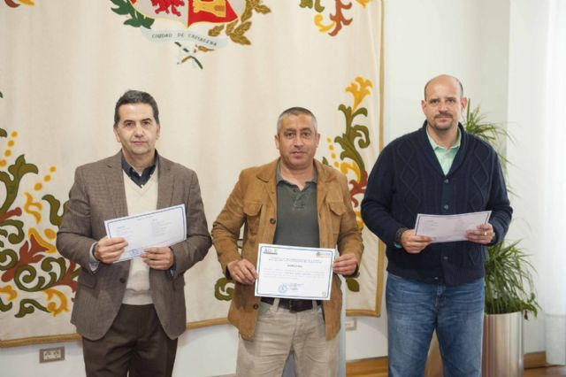 Los alumnos del curso de Alemán Básico reciben sus diplomas - 2, Foto 2