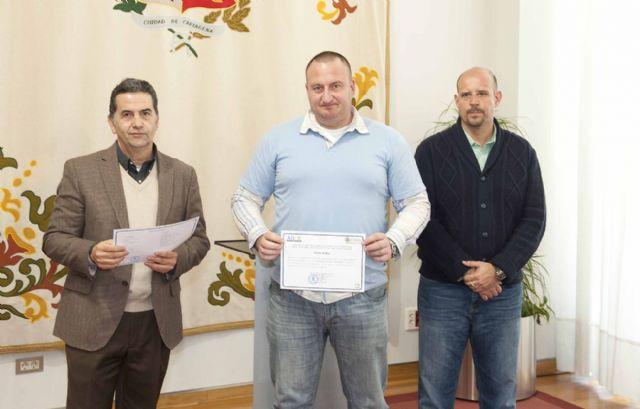 Los alumnos del curso de Alemán Básico reciben sus diplomas - 3, Foto 3