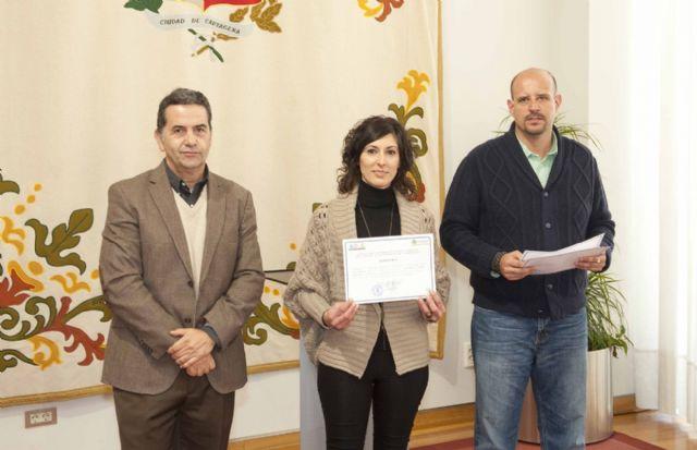Los alumnos del curso de Alemán Básico reciben sus diplomas - 4, Foto 4