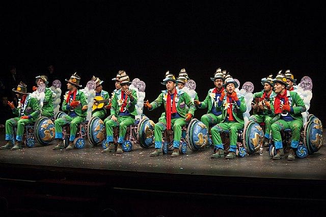 Certamen nacional de chirigotas Ciudad de Murcia 2013 - 3, Foto 3