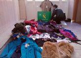La Guardia Civil detiene a los presuntos autores de un robo en el depósito municipal de Molina de Segura