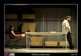 La compañía de teatro 'La Ruta' presenta en Águilas la obra 'Palabras Encadenadas'