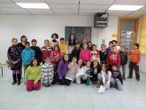 El Archivo Municipal recibe la visita de alumnos del Sierra Espuña