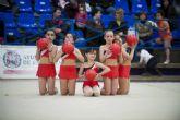 El futuro de la Gimnasia Rítmica se luce en el XXXIII Campeonato Escolar