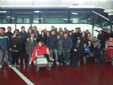 Personas con discapacidad intelectual disfrutarán de la flota de autobuses de la comunidad autónoma