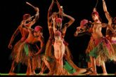 El Ballet Folklórico Nacional de Cuba celebra el 50 aniversario de su creación en El Batel