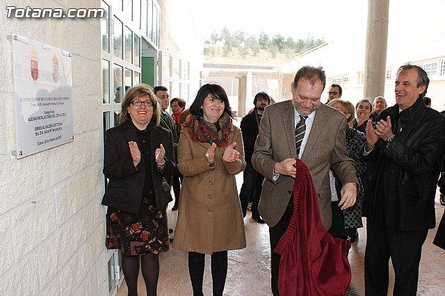 """El consejero de Educación inaugura el nuevo colegio """"La Cruz"""", construido en la urbanización """"la Ramblica"""" - 1, Foto 1"""