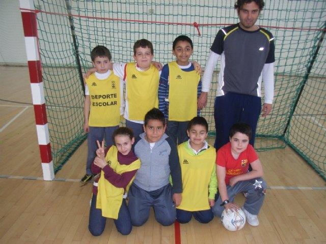 La concejalía de Deportes organizó la segunda jornada de la fase local de multideporte benjamín de Deporte Escolar - 2, Foto 2