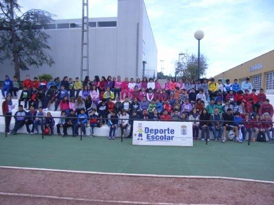 La concejalía de Deportes organizó la fase local de atletismo de Deporte Escolar - 1, Foto 1