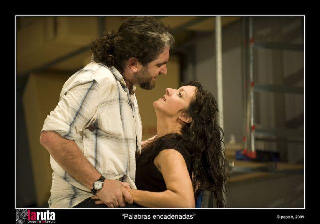 La compañía murciana La Ruta Teatro presenta Palabras encadenadas el viernes 1 de marzo en el Teatro Villa de Molina - 1, Foto 1