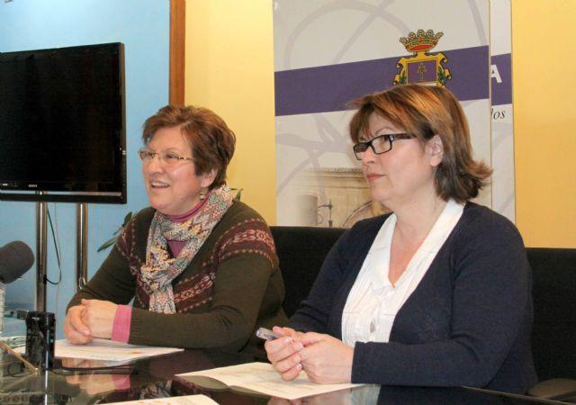 El Ayuntamiento de Caravaca se suma a la conmemoración del Día de la Mujer - 1, Foto 1