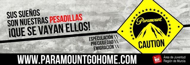 El área de Juventud inicia la campaña ´Paramount Go Home!´ - 4, Foto 4