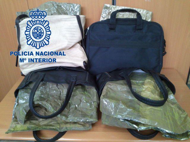 La Policía Nacional desarticula un grupo organizado, dedicado a cometer hurtos en centros comerciales - 1, Foto 1