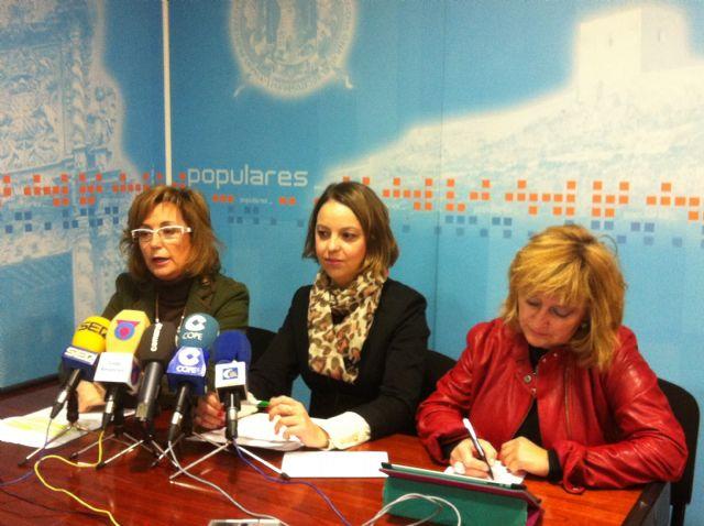 Lorca acoge la jornada La Mujer Trabajadora en el siglo XXI organizada por el PP de la Región de Murcia - 1, Foto 1