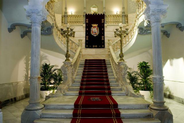 Las Asociaciones de Mayores de Murcia visitan Cartagena - 1, Foto 1