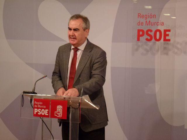 Tovar: La política de Valcárcel en la Región es una política de bono-basura - 1, Foto 1