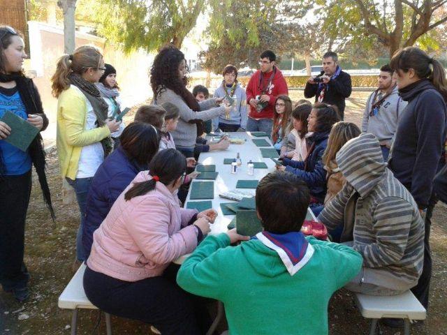 Tras el carnaval, avalancha de actividades en el Grupo Scout Severo Montalvo - 2, Foto 2