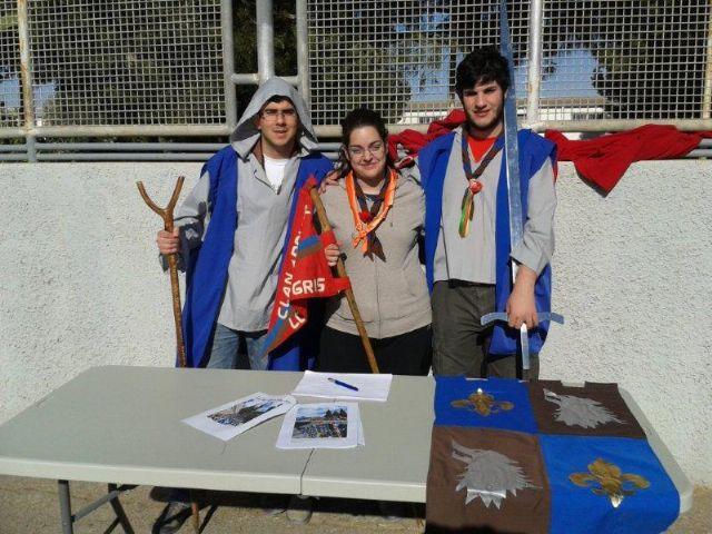 Tras el carnaval, avalancha de actividades en el Grupo Scout Severo Montalvo - 3, Foto 3