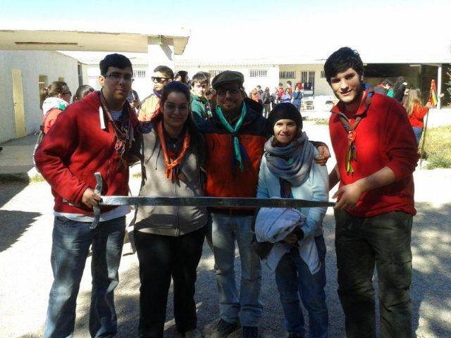 Tras el carnaval, avalancha de actividades en el Grupo Scout Severo Montalvo - 4, Foto 4