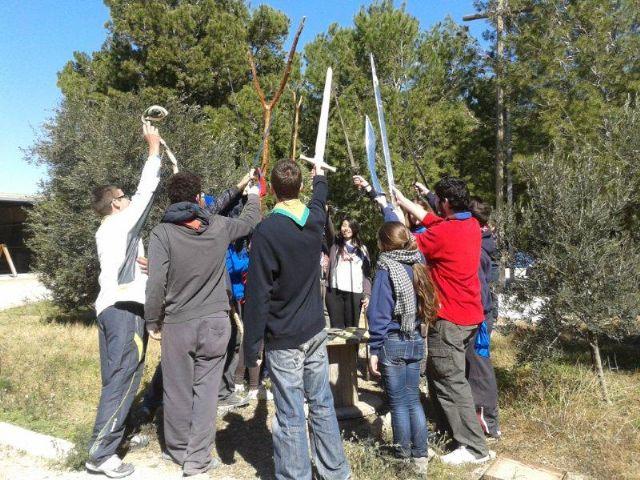 Tras el carnaval, avalancha de actividades en el Grupo Scout Severo Montalvo - 5, Foto 5