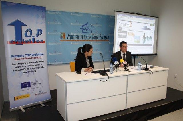 """Presentado el portal de empleo municipal """"Emplea2"""" - 1, Foto 1"""