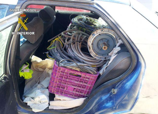 La Guardia Civil detiene a los presuntos autores de dos robos en naves industriales - 1, Foto 1
