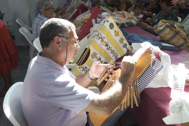 La Palma acoge este domingo su XV Encuentro Nacional de Encajeras de Bolillo - 1, Foto 1