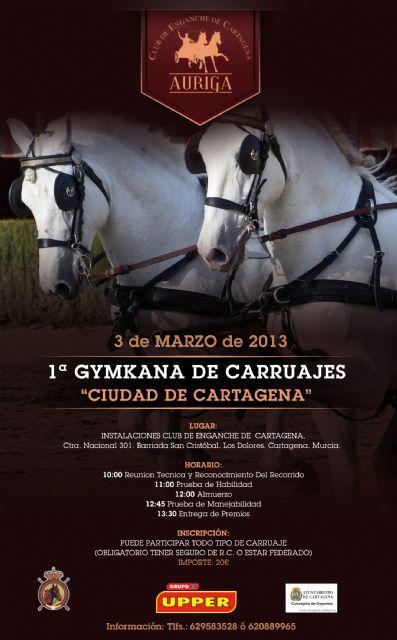 1ª Gymkana de Carruajes Ciudad de Cartagena - 1, Foto 1