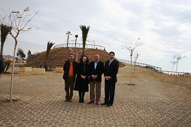 La Comunidad destina más de 360.000 euros en la construcción de un parque ´verde´ en Águilas - 1, Foto 1