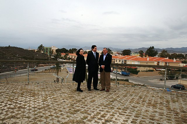 La Comunidad destina más de 360.000 euros en la construcción de un parque ´verde´ en Águilas - 2, Foto 2