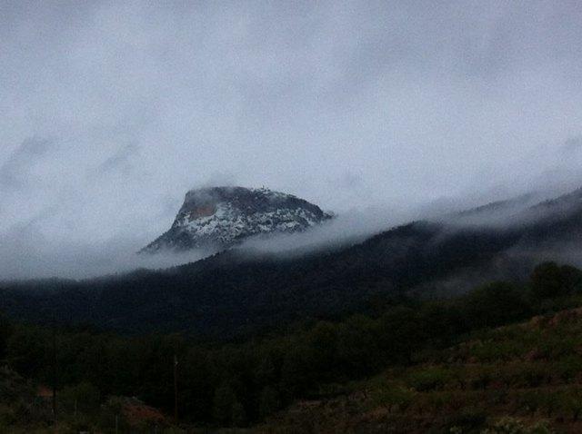 Llegan las primeras nieves del invierno a Sierra Espuña - 3, Foto 3