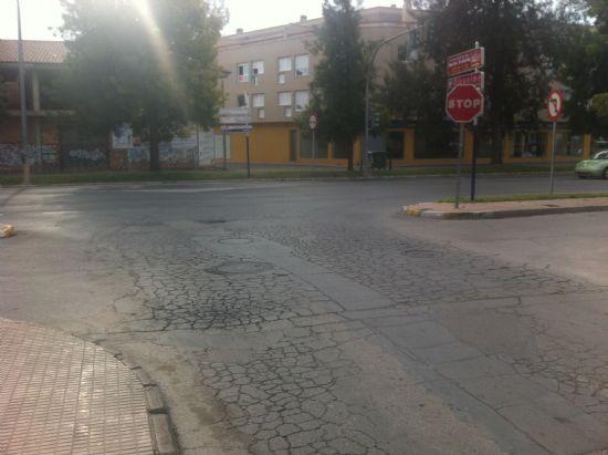 La Junta Local de Gobierno adjudica las obras de pavimentación de la Calle Alhama y Glorieta Alfonso Navarro Martínez - 1, Foto 1
