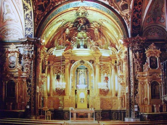 Denuncian el estado de abandono el Convento de las Carmelitas y la posible desaparición de piezas catalogadas - 1, Foto 1