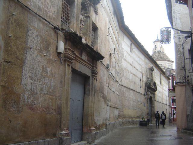 Denuncian el estado de abandono el Convento de las Carmelitas y la posible desaparición de piezas catalogadas - 2, Foto 2