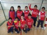 La concejalía de Deportes organizó la segunda jornada de la fase local de multideporte benjamín de Deporte Escolar