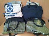 La Policía Nacional desarticula un grupo organizado, dedicado a cometer hurtos en centros comerciales