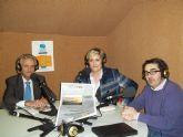 El Club Senderista '¡¡Despacico, que no llego¡¡' marcha por Alguazas Radio 87.7 FM