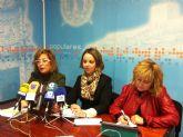 Lorca acoge la jornada 'La Mujer Trabajadora en el siglo XXI' organizada por el PP de la Región de Murcia