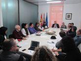 Reunión de las mesas locales de empleo y de turismo y comercio
