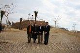 La Comunidad destina más de 360.000 euros en la construcción de un parque ´verde´ en Águilas