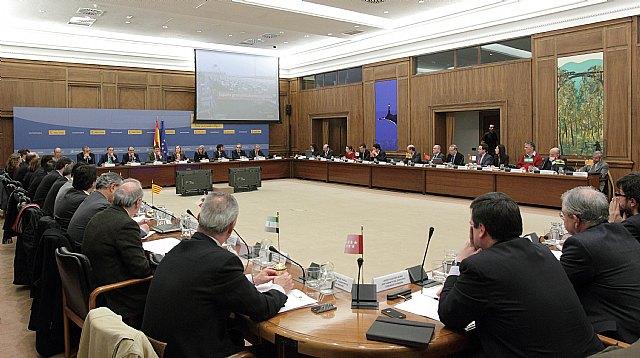 La Comunidad apoya la estrategia coordinada en materia de logística propuesta por Fomento - 1, Foto 1